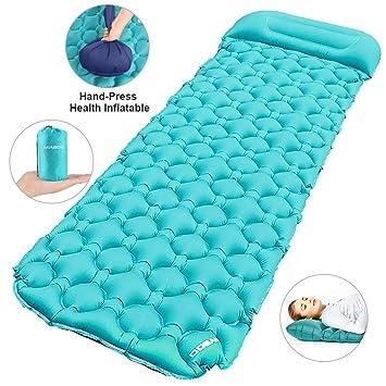 Amazon.com: MIABOO - Almohada para dormir, ultra cómoda ...