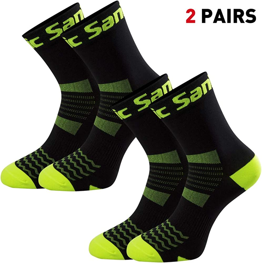 Men Women Bike Cycling Sports Socks New Breathable Running Outdoor Sport Sock