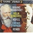 Brahms, Tchaikovsky: Violin Concertos in D