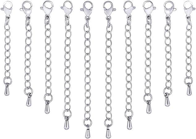 bracelet extender necklace extender. Charm holder