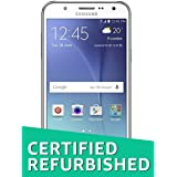 (Certified REFURBISHED) Samsung Galaxy J7 SM-J700F (White, 16GB)