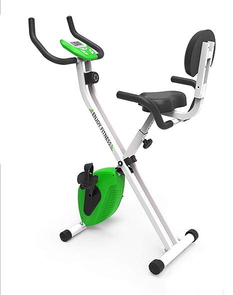 Baianju Bicicleta De Ejercicio Magnética Plegable para El Hogar ...