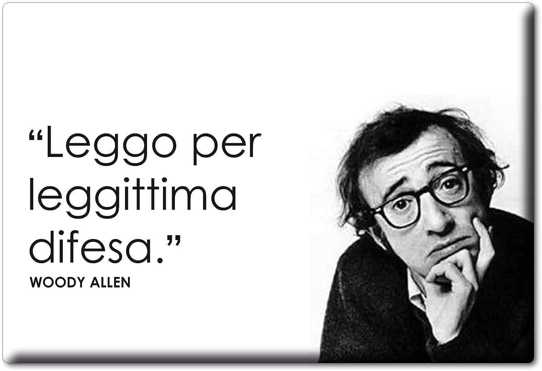 Enjoymagnets Woody Allen Calamita Magnete Aforismi Frasi Formative