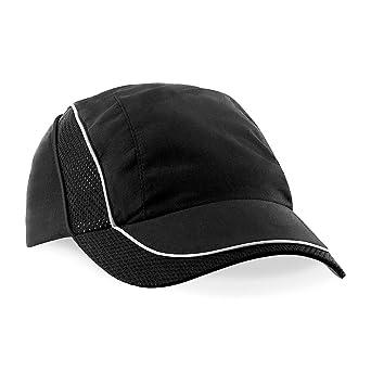 Gorra Ligera COOLMAX® FLOW Sport Cap - Ventilación + Reflexivos de Visibilidad - perfecto para