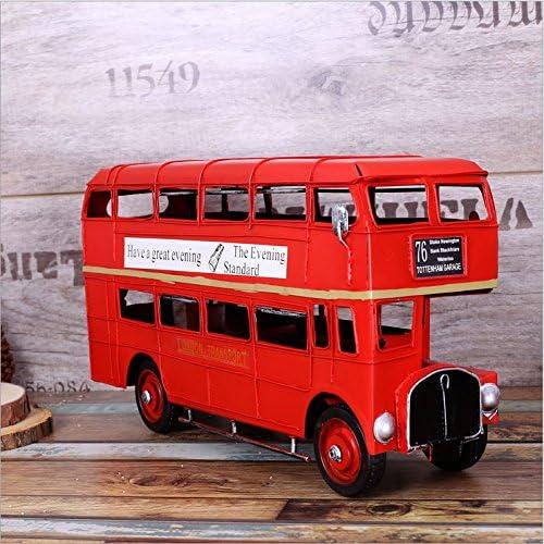 SU@DA UK wind/bar/store/decorations/ornaments/United_Kingdom/double-decker BUS Modellauto , picture