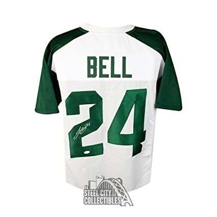 best service 3dd5b fbaf2 Leveon Bell Autographed Signed Autograph Michigan State ...