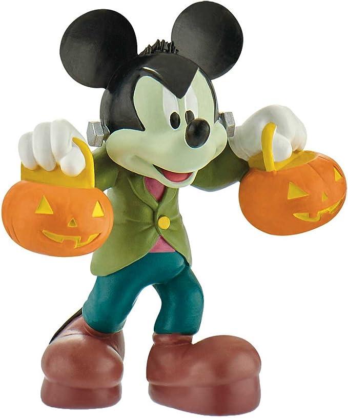 Bullyland 15291 – Figura de Walt Disney Mickey Halloween, Aprox. 7 cm.: Amazon.es: Juguetes y juegos