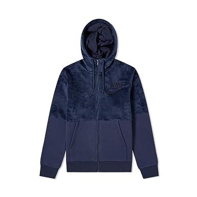 amazon sweat a capuche entierement zippe nike sportswear tech