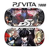 Decorative Video Game Skin Decal Cover Sticker for Sony PlayStation PS Vita (PCH-1000) - Persona 5