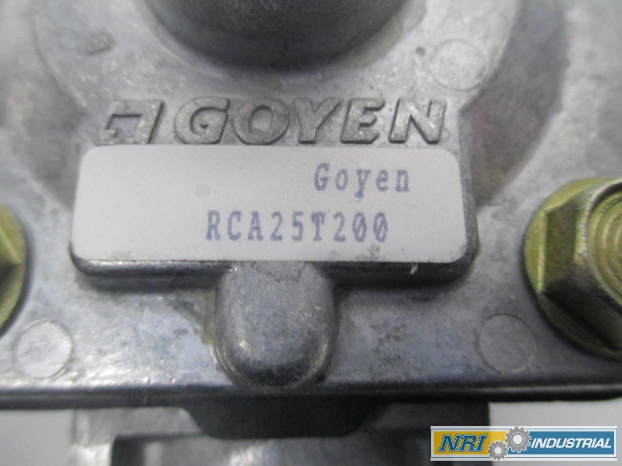 NEW GOYEN RCA25T200 125PSI THREADED 1IN NPT DIAPHRAGM VALVE D283375 by Goyen (Image #5)