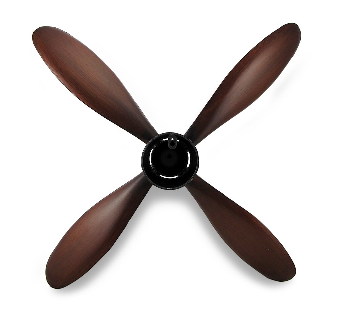 Amazon metal wood look 4 blade airplane propeller wall amazon metal wood look 4 blade airplane propeller wall sculpture home kitchen amipublicfo Choice Image