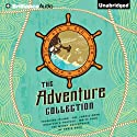 The Adventure Collection: Treasure Island, The Jungle Book, Gulliver's Travels, White Fang, The Merry Adventures of Robin Audiobook by Jonathan Swift, Jack London, Rudyard Kipling, Howard Pyle, Robert Louis Stevenson Narrated by Simon Vance, Michael Page, Buck Schirner