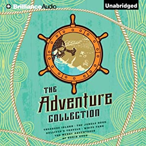 The Adventure Collection | Livre audio