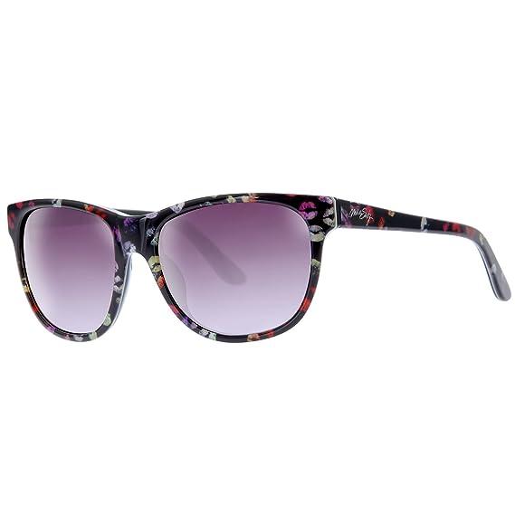 9176c23d9316 Miss Sixty Women's MX537S-05B Sunglasses, Multicolour (Multicolor), 57:  Amazon.co.uk: Clothing