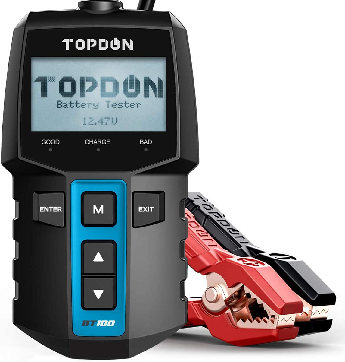 Car Battery Tester TOPDON BT100 Battery Load Tester