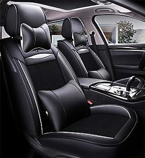 Housse siege voiture Housse de si/ège auto en cuir PU imperm/éable /à leau Jeu complet for BMW F10 F11 F15 F16 F20 F25 F30 F34 E60 E70 E90 3 4 5 7 S/érie GT X1 X3 X4 X5 X6 Couleur : Coffee