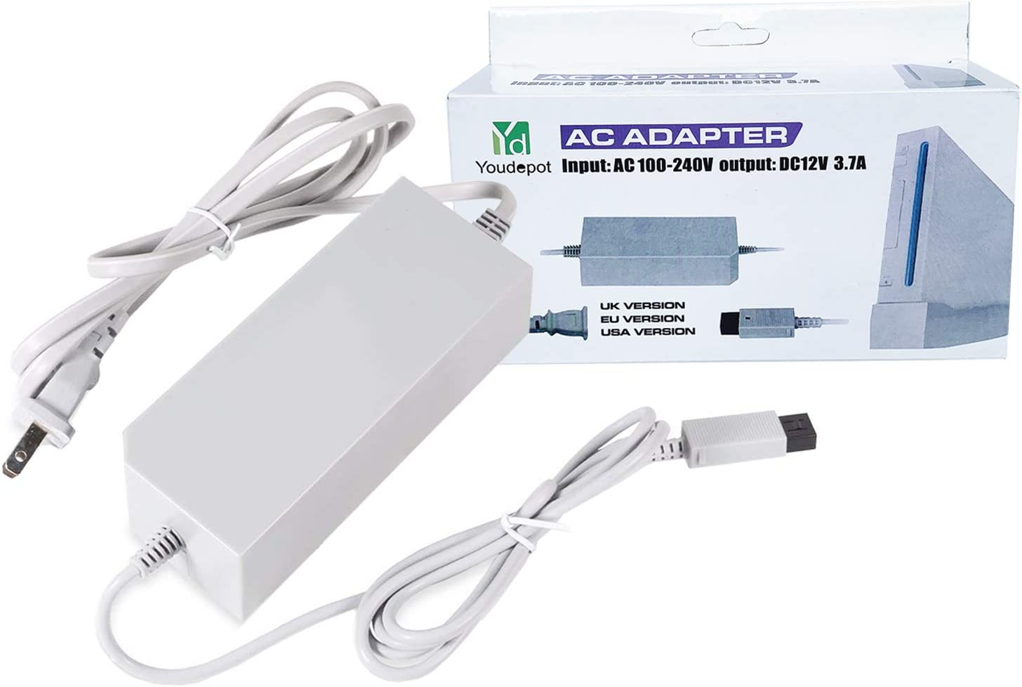 Amazon com: Youdepot AC Wall Power Supply Cable Cord for