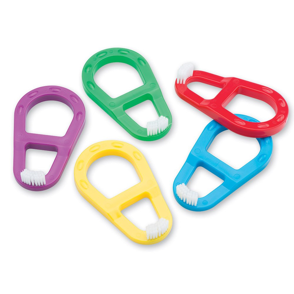 Preventive Dental Infant-Toddler Safety Toothbrush - Children's Oral Care - 24 per Pack