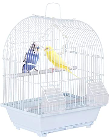 Smart Bird Canaries Cage Finches Feeder Seats Plastic Swing Hook Bird Pet Other Bird Supplies Bird Supplies