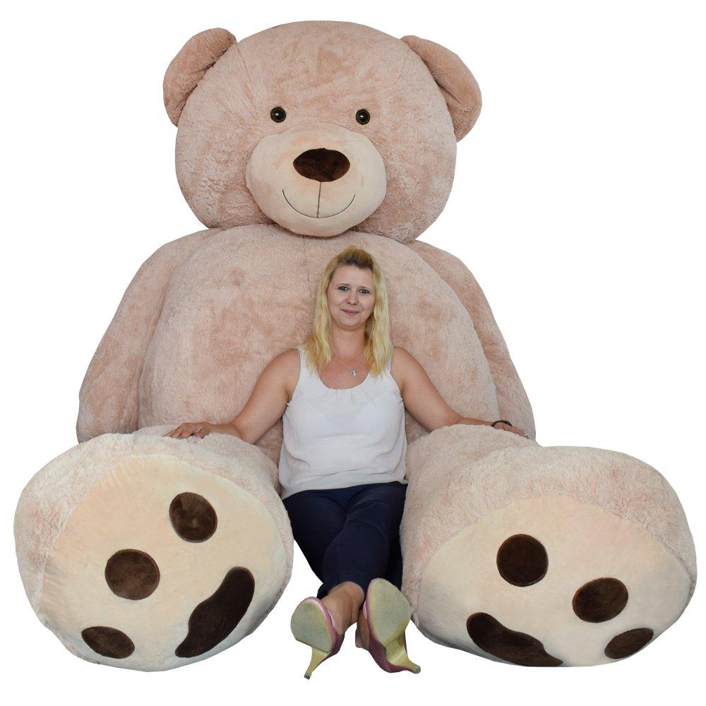 TE-Trend XXL Riesenteddybär gigantischer Riesen Teddy Teddybär ...