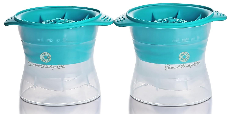 Amazon.com: Gourmet Boutique Chic Designer Ice - Premium Silicone ...