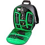 Vovotrade®1PC Kamera-Rucksack-Beutel wasserdichter DSLR-Kasten für Canon für Nikon für Sony