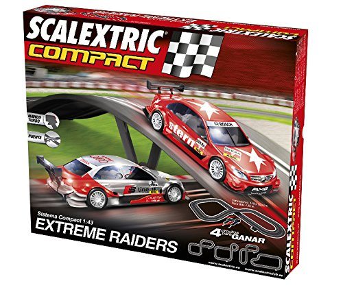 Scalextric-Compact-Circuito-Compact-Extreme-Raiders-C10164S500