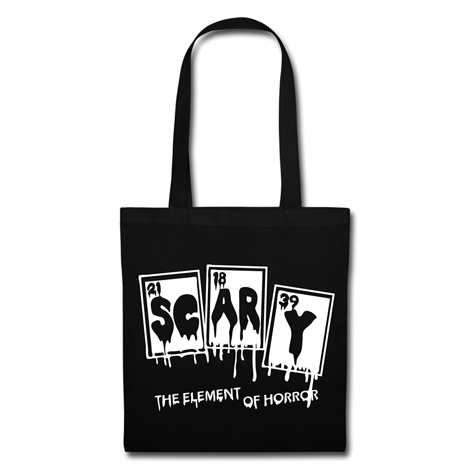 Spreadshirt Halloween Scary Element Of Horror Periodensystem ...