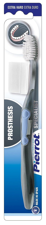 Pierrot Prótesis Cepillo Dental - Paquete de 12 x 1 Unidad: Amazon.es: Salud y cuidado personal