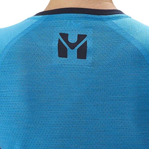 Millet Ld Trilogy Wool TS–Camiseta de manga corta–Azul 2017camiseta manga corta light sky/saphir