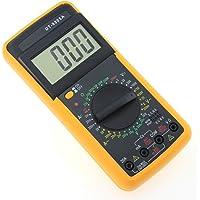 Generic CTE048 Digital Multimeter Capacitance Multi Meter with Probes