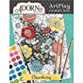 Adornit Artplay Coloring Book-Chamberry from Adorn-It