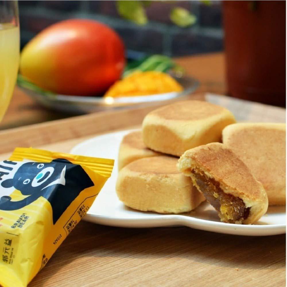 KUO YUAN YE Mango Crisp (462g/11pcs) Best Taiwanese Gift - KUO YUAN YE - Fresh Stock-Taiwan food by TAIWANGO (Image #4)