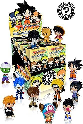 Best of Anime Series 2 Mystery Minis Set of 12 by Best Music Posters