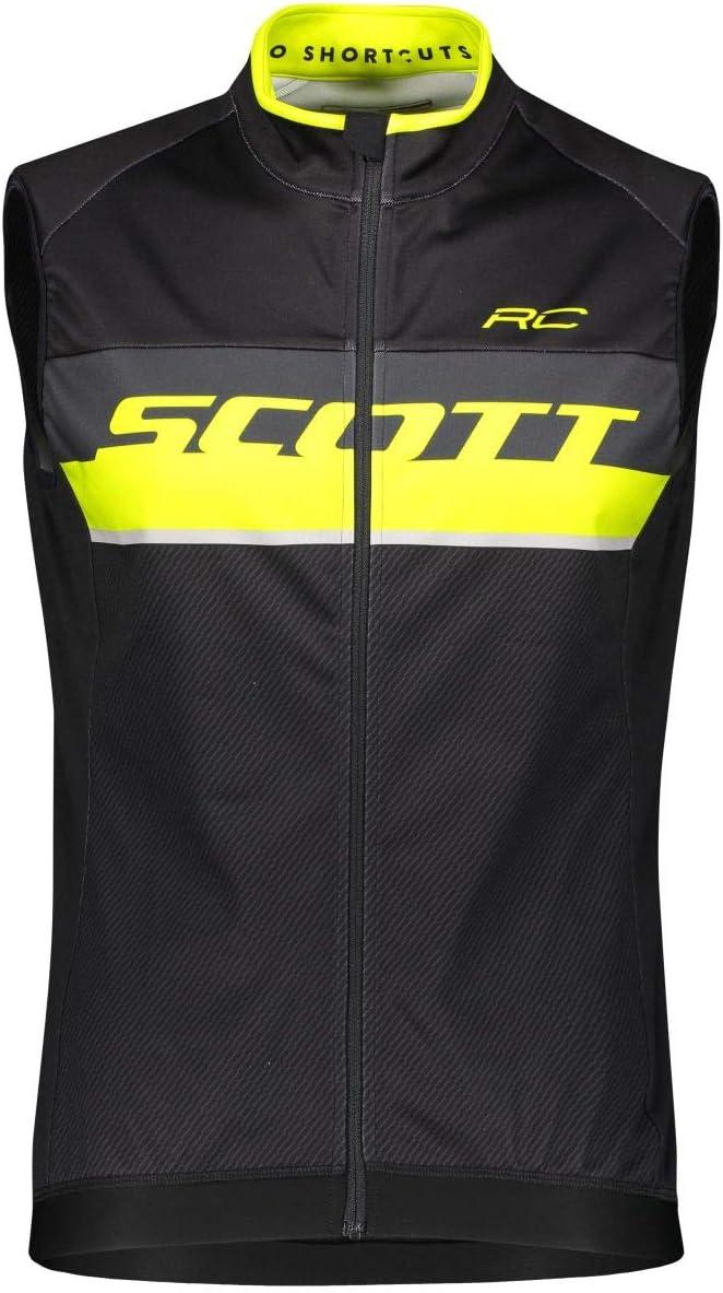 Scott RC AS 2019 - Chaleco Cortavientos para Bicicleta, Color ...
