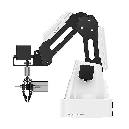 dobot Magician Robot Arm Set, de 4 ejes Desktop Robot, impresora ...