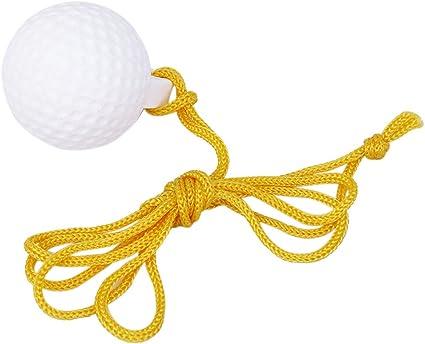 Pelota Bola Golf Plástico De Práctica Con Cuerda Golpear Columpio ...