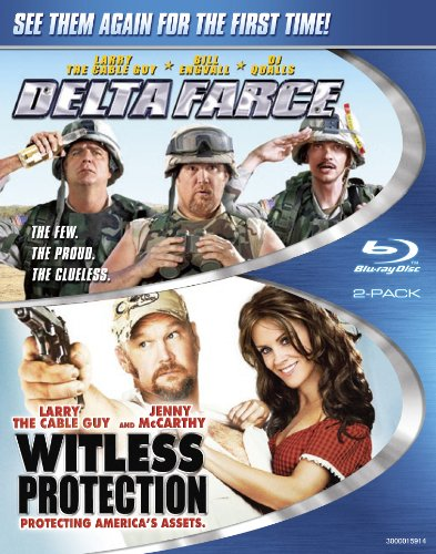 Delta Farce / Witless Protection [Blu-ray]