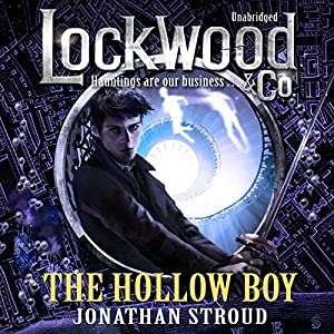 Lockwood & Co: The Hollow Boy Audiobook