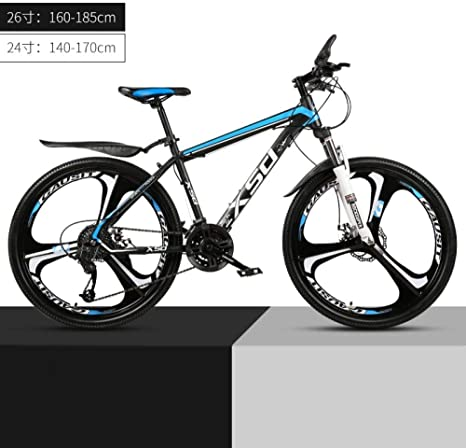 PengYuCheng Bicicleta de montaña Bicicleta de Ciudad Hombres y ...
