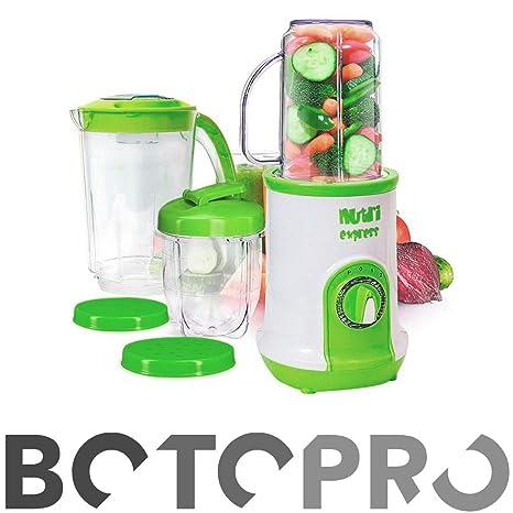 BOTOPRO - NutriExpress, 3 en 1: batidora, picadora y Extractor de zumos - Anunciado en TV