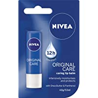 NIVEA Original Care Lip Balm, 4.8 grams