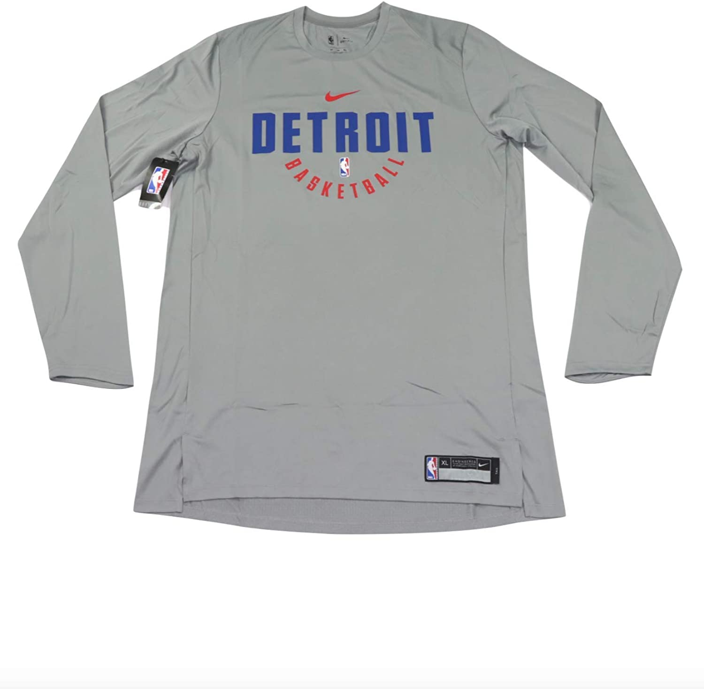 Nike NBA Authentics Detroit Pistons