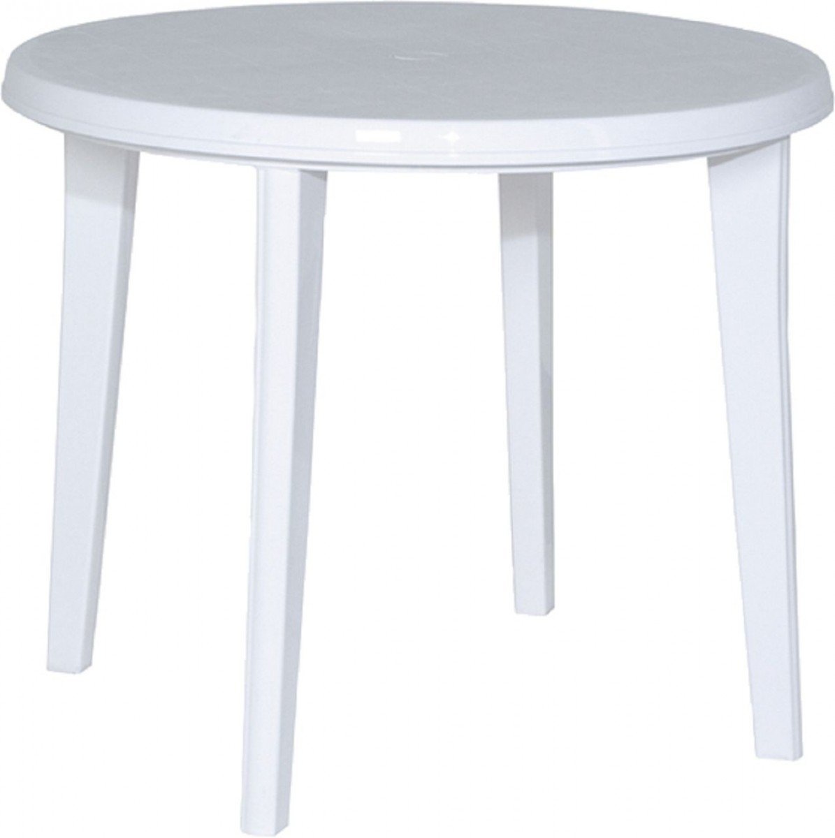 Dreams4Home Gartentisch \'Luna\' - Tisch, Balkontisch, Terrassentisch ...
