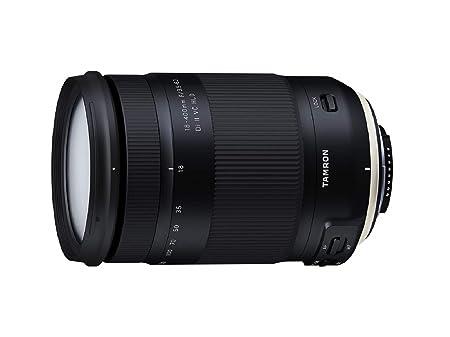 Tamron B028N 18 400mm F/3.5 6.3 Di II VC HLD Lens for Nikon DSLR Camera  Black  Camera Lenses