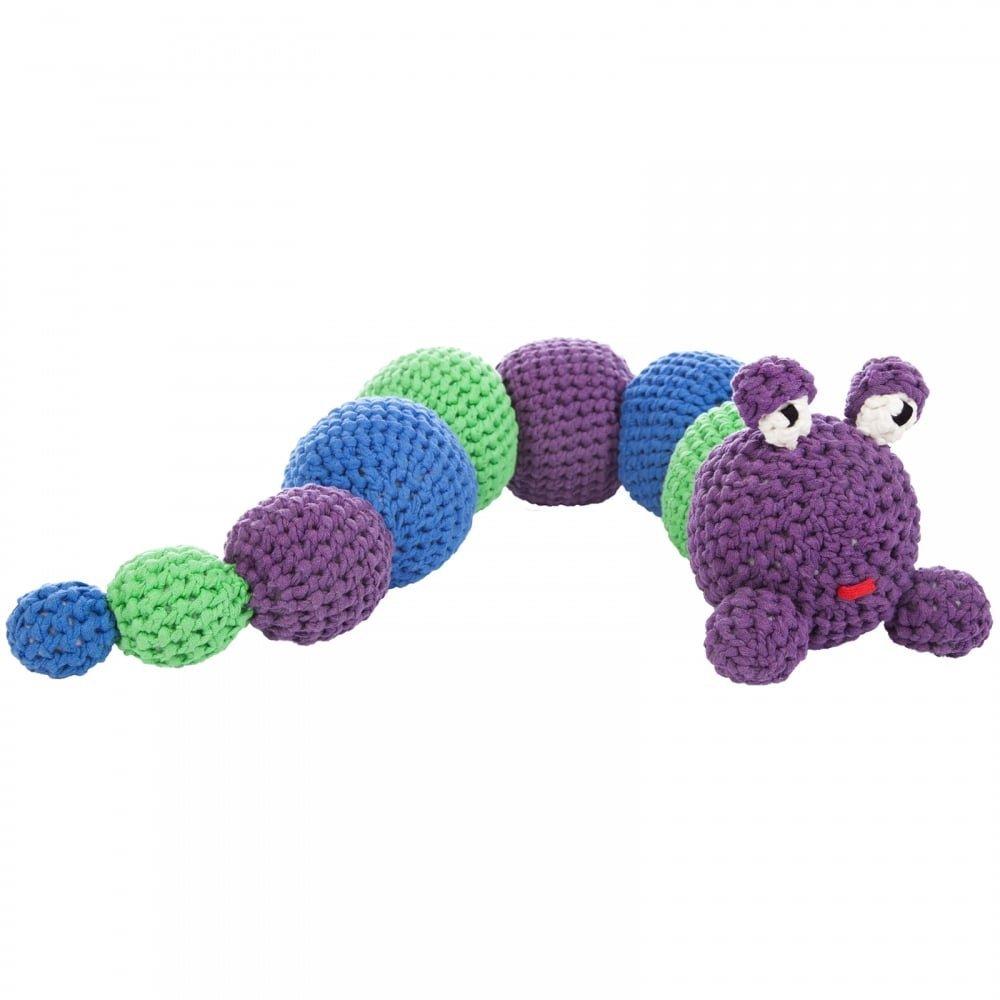 Hoooked Zpagetti Caterpillar Colorido De Crochet Diy Kit - Fred ...