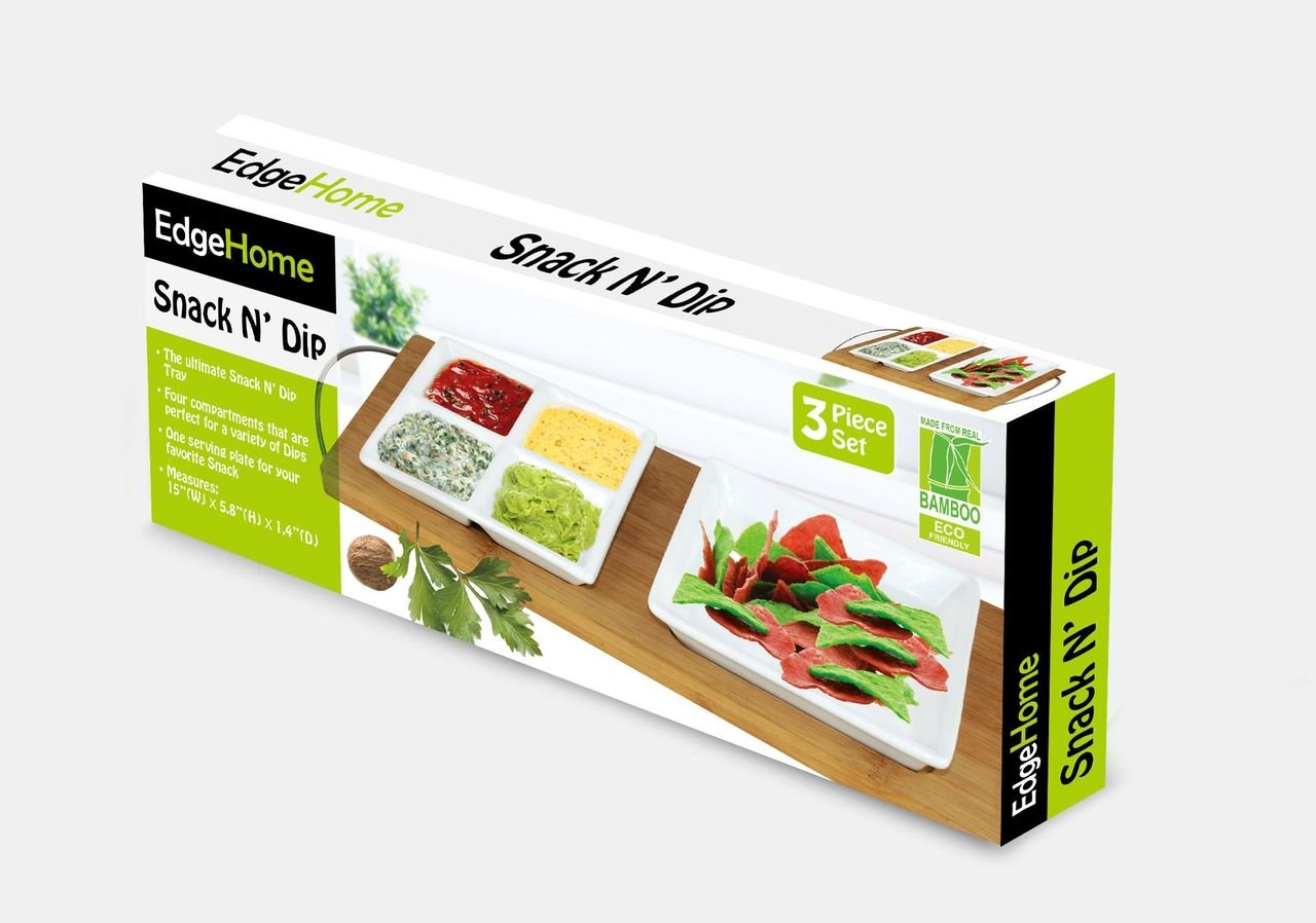 EdgeHome Snack and Dip Set by Edge home (Image #2)