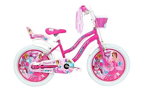 Bicicleta Infantil Niña Umit Princesa 20 Pulgadas Freno Delantero ...