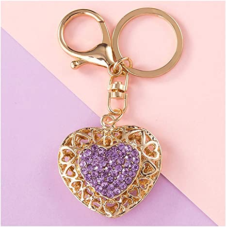 Diamond Key rings