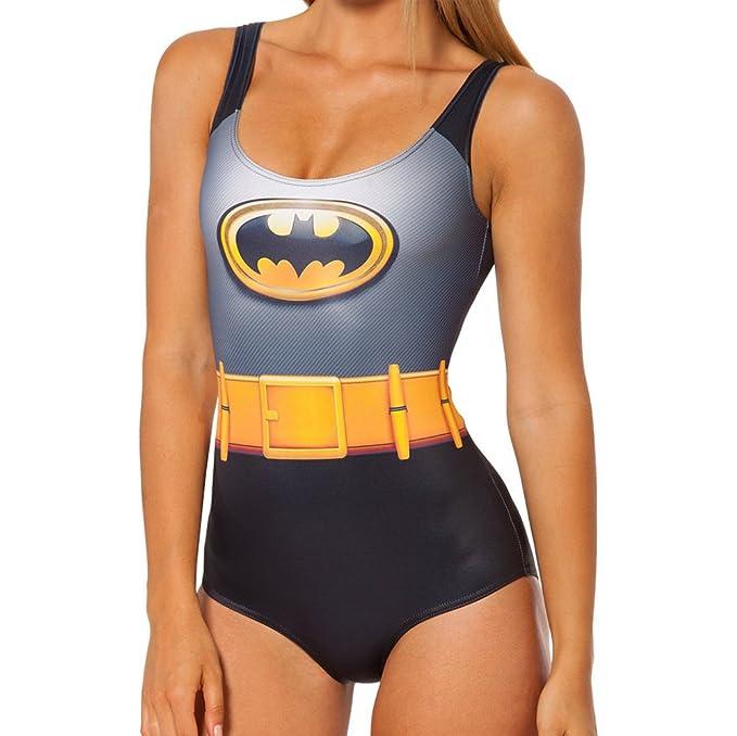Traje de neopreno para mujer one que los bañadores de Batman ...